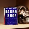 Barbershop Candle