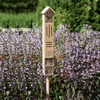 Beneficial Insect Wooden Shelter for Nesting and Resting