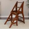 Benjamin Franklin Step Ladder Chair
