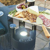 Bistro Table Infrared Heater
