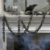 Black Chain Garland