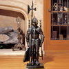 Black Knight Fireplace Tool Ensemble