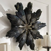 Black Raven Wreath