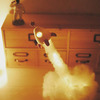 Blast-Off Rocket Nightlight DIY Kit