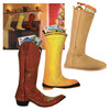 Modern Boot Christmas Stockings