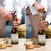BottleTie - Wine Bottle Corkscrew / Necktie