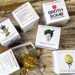 Broth Bombs - Fizzy Seasoning Mixes for Soups and Stews
