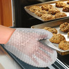 Bubble Wrap Oven Mitt