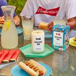 Budweiser Backyard BBQ Scented Candle