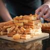 Building Brick Electric Waffle Maker