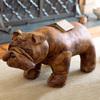 Bulldog Ottoman
