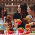 Burger Buddy - Mess-Free Silicone Burger / Sandwich Holders
