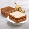 Cakewich - Make Sandwich Cakes With This Bread-Shaped Baking Mold