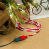 Candy Cane Extension Cord