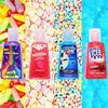 Candy-Scented Hand Sanitizers - Cherry Icee, Smarties, Dippin' Dots, and Mike and Ike
