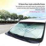 Car Windshield Umbrella Sun Shade