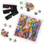 Carnovsky RGB Jigsaw Puzzles - 3 Pictures in 1 Puzzle