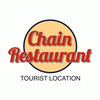 Chain Restaurant - Tourist Location T-Shirt