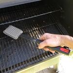 Chainmail Grill Brush