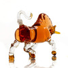 Charging Bull Liquor Decanter
