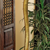 Cobra God Wadjet - Sculptural Floor Lamp