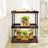 Coltura Sunshelf - Stackable Wooden Shelves With Built-In LED Grow Lights