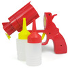 Condiment Gun - Quick Draw Sauce Slinger!