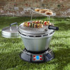 Cook-Air - Wood-Fired Portable BBQ Grill