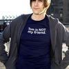 Cool T-Shirt - Tom is NOT My Friend!