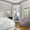 CordaRoy Convertible Bean Bag Chair / Bed