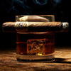 Corkcicle Cigar Glass - Whiskey Glass with Cigar Holder