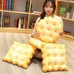 Giant Cracker Throw Pillows