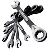 Craftsman 7-piece Universal Ratcheting Wrench Sets
