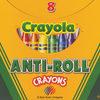 Crayola Anti-Roll Crayons