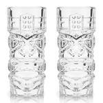 Crystal Tiki Glasses
