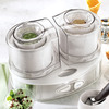 Cuisinart Flavor Duo - Frozen Yogurt, Ice Cream and Sorbet Maker