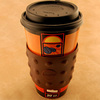 Cup Cooley - Reusable Silicone Coffee Cup Cozy