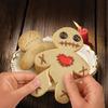 Cursed Voodoo Doll Cookie Cutter / Stamper