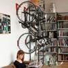 Cycloc Endo - Vertical Fold Flat Bicycle Storage