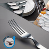 Dawoochen Heads Up Flatware - Hygienic and Prevents Messy Stains