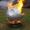 Death Star II Fire Pit