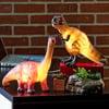 Dinosaur Lamps