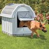 Dog Palace Insulated Dog House