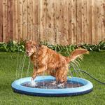 Dog Splash Pad Sprinkler Pool