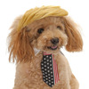 Donald Trump Wig Dog Costume