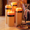 Drammatico Candle Towers