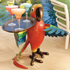 Drink Serving Parrot Butler