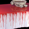 Dripping Blood Tablecloth