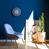 Dusk Wall Clock - Changes Shades As Time Goes By