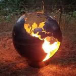 Earthbound Fire Pit
